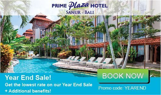 The Prime Plaza Hotel Sanur